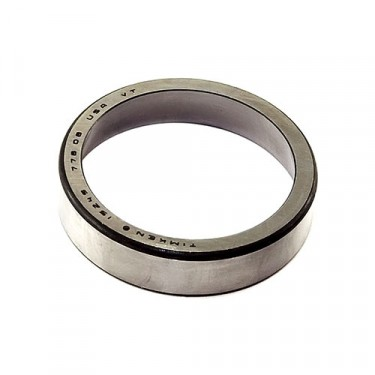 Transfer Case Outer Rear Output Shaft Bearing Cup, 76-79 CJ with Dana 20 Transfer Case