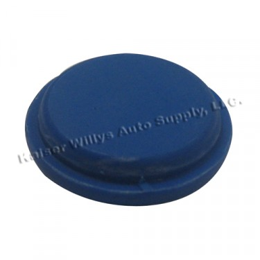 Pick Up Bed Rail Cap, 46-64 Willys Truck