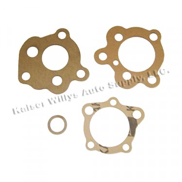 Oil Pump Gasket Service Kit, Jeep & Willys with 4-134 Engine