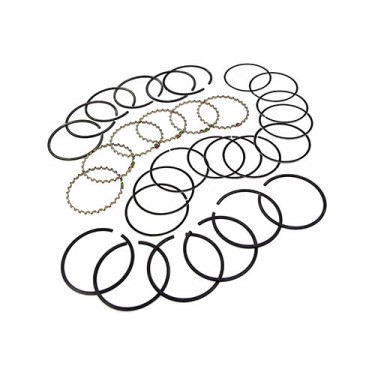Piston Ring Set in .020 Inch o.s., 76-86 CJ with V8 304