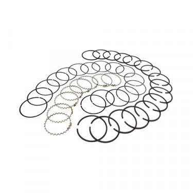 Piston Ring Set in Standard, 76-86 CJ with V8 304