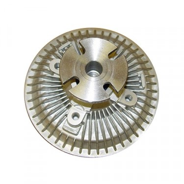 Fan Clutch without Serpentine, 80-86 CJ