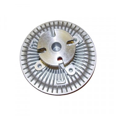 Fan Clutch with Serpentine, 81-86 CJ