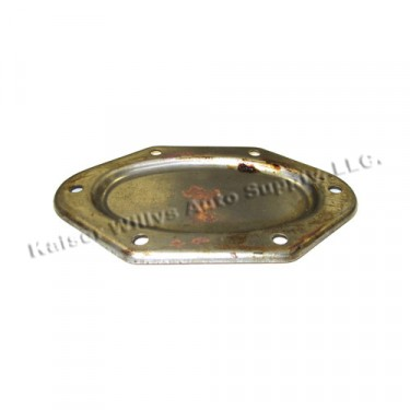 Waterproof Clutch Inspection Cover, 50-66 M38, M38-A1