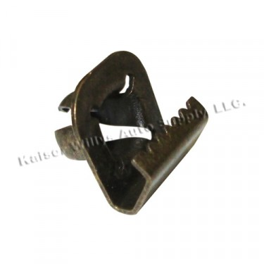Window Sweep Clip, 46-64 Truck, Station Wagon