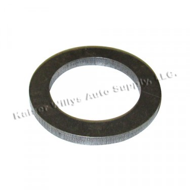 Pedal Shaft Washer, 41-71 Jeep & Willys with 4-134 engine