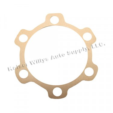 Drive Flange Gasket, 76-86 CJ  with Front Dana 30