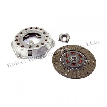 Clutch Kit Regular in 10.50, 76-79 CJ with 6 or 8 Cylinder