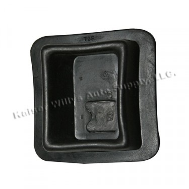 Clutch Fork Boot, 80-86 CJ with 6 or 8 Cylinder