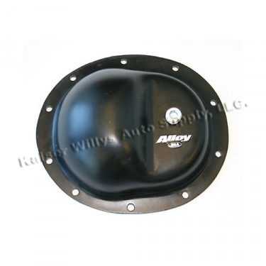 Front Differential Cover in Stamped Steel, 76-86 CJ with Front Dana 30