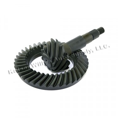 Ring and Pinion Kit in 3.54 Ratio,  76-86 CJ with Rear AMC20