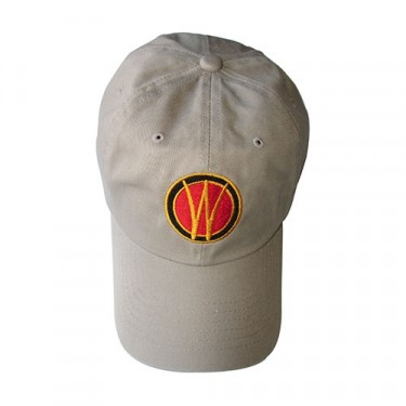 Willys Embroidered Hat (Khaki), 41-71 Willys and Jeep