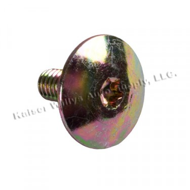 Tailgate Latch Bolt, 76-86 CJ-7, CJ-8