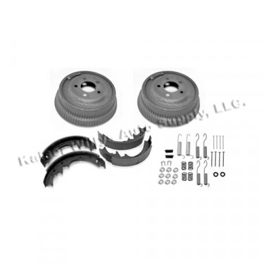 11 x 2 Drum Brake Service Kit, 74-78 CJ