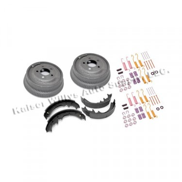 10 x 2.5 Drum Brake Service Kit, 78-86 CJ