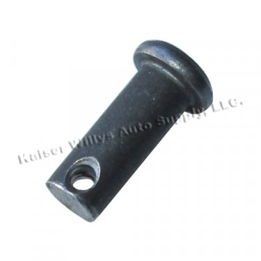 "Emergency Brake Linkage Clevis Pin (1/4"")  Fits 41-43 MB, GPW"