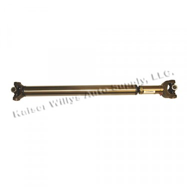Transmission Rear Drive Shaft in 30.75 Inch Collapsed Length, 81-82 CJ-8 with SR4 4 Speed