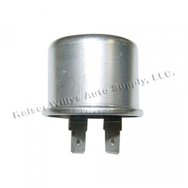Flasher Relay, 2 Blade Number 552, 76-86 CJ