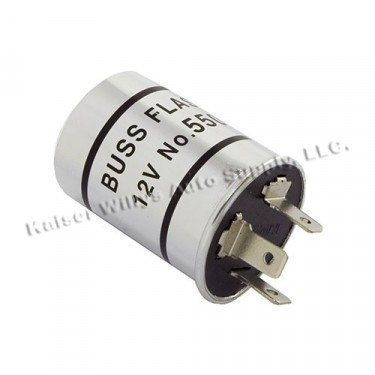 Flasher Relay, 3 Blade Number 550, 76-86 CJ