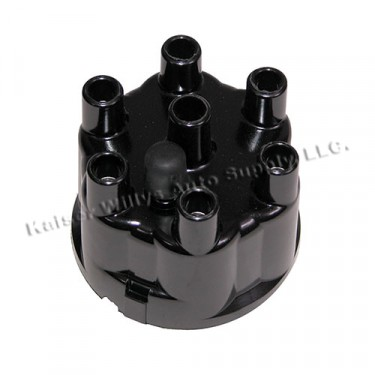 Distributor Cap for Prestolite Ignition, 76-77 CJ with 6 Cylinder
