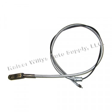Rear Hand Brake Cable, 46-52 Truck