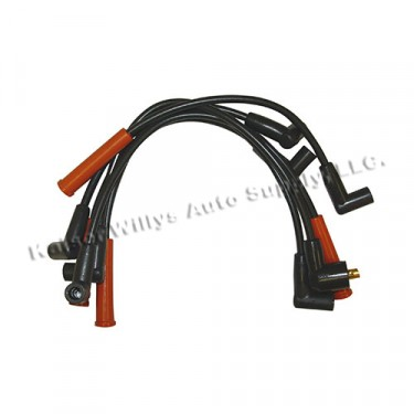 Ignition Wire Set, 83-86 CJ with 4 Cylinder AMC 150