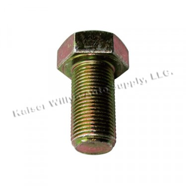 Crankshaft Pulley Vibration Dampner Bolt, 54-64 Truck, Station Wagon with 6-226 engine