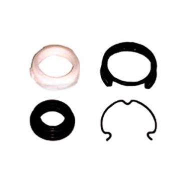 Lower Column Retainer, Bearing and Hardware Kit, 76-86 CJ