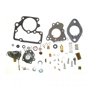 Carburetor Repair Kit, M38 with Carter YS Carburetor