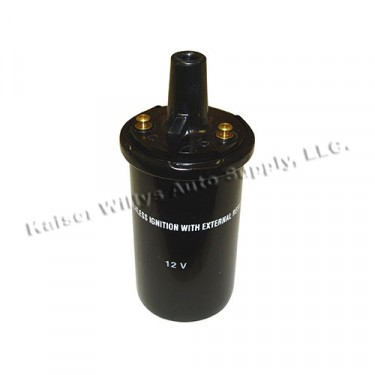 Ignition Coil, 78-86 CJ with 4 or 6 Cylinder