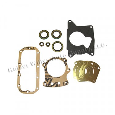 Transfer Case Gaskets and Oil Seals Kit, 76-79 CJ with Dana 20 Transfer Case