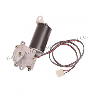Wiper Motor with 3 Wire Plug, 76-83 CJ