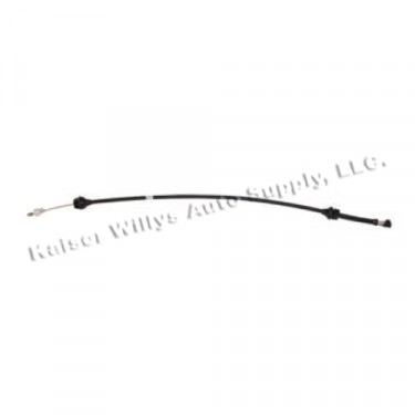 Accelerator Cable, 77-83 CJ with V8
