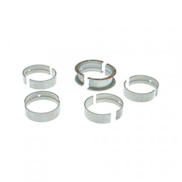 Main Bearing Set in .020 Inch o.s., 76-86 CJ with V8 AMC 304 360