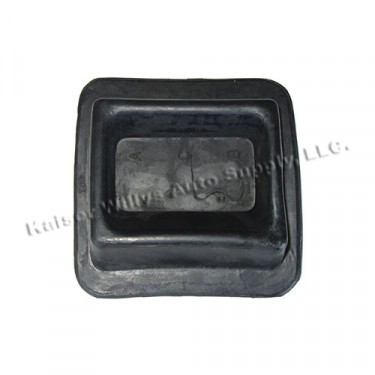 Rubber Clutch Fork Boot, 66-71 CJ-5, 6 with V6-225
