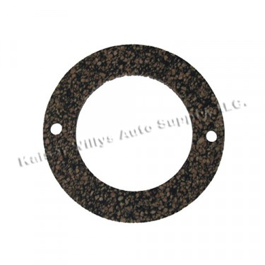 Parking Light Gasket, 46-53 CJ-2A, 3A