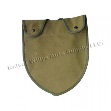 Canvas Cover for Steel Shovel, 41-52 MB, GPW, M38