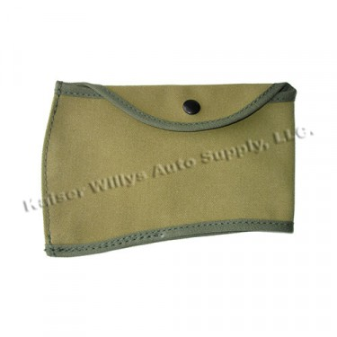 Axe Head Blade Canvas Cover, 41-52 MB, GPW, M38