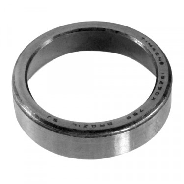 Front Wheel Bearing Cup, 46-55 Jeepster, Station Wagon with Planar Suspension