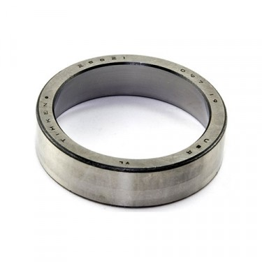 Transfercase Inner Rear Output Shaft Bearing Cup, 76-79 CJ with Rear AMC20