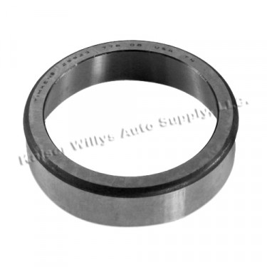 Differential Carrier Bearing Cup, 41-75 Jeep & Willys with Dana 41/44 Rear