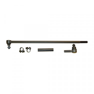 Tie Rod Assembly in 28 Inches, Pitman Arm to Steering Arm, 76-83 CJ
