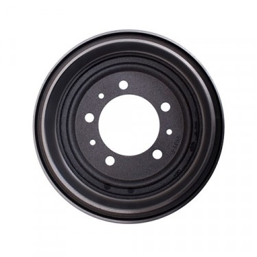 Rear Brake Drum with 10 Inch Brakes, 78-86 CJ