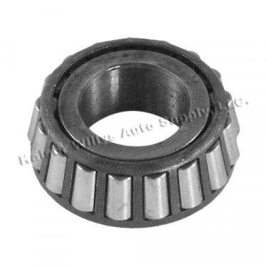 Output Shaft Bearing Cone, 41-71 Jeep & Willys with Power Take Off