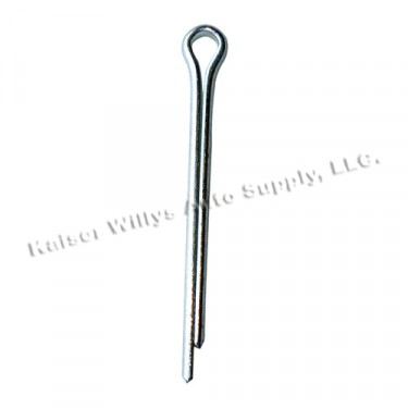 Front Axle Shaft Nut Cotter Pin - 2 required per axle, 41-71 Willys & Jeep Vehicles with 4WD