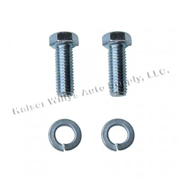 Starter Motor to Rear Engine Plate Hardware Kit, 54-64 Truck, Station Wagon with 6-226 engine