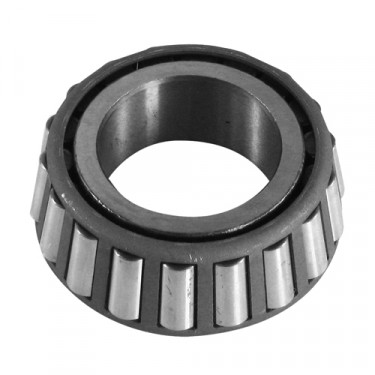 Rear Axle Outer Bearing Cone, 46-64 Truck with Dana 53 rear
