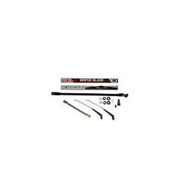 Complete Wiper Linkage Kit, 76-86 CJ