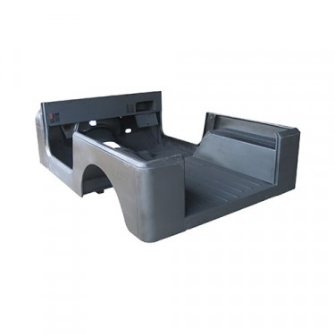Steel Body Tub, 76-86 CJ-7
