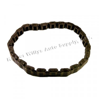 New Replacement Timing Chain  Fits  66-73 CJ-5, Jeepster with V6-225 engine